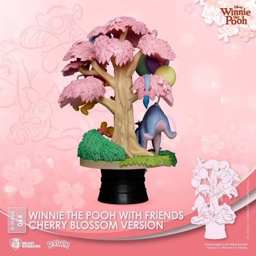 [PO] BK DS-064 WINNIE THE POOH WITH FRIENDS 06841
