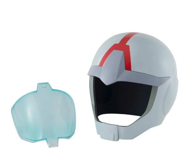 [PO] Full Scale Works Mobile Suit Gundam Helmet of Earth Federation Army normal suit 830082