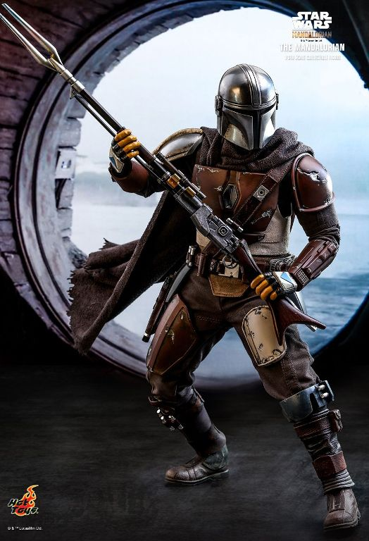 HT TMS007 THE MANDALORIAN COLL 60286