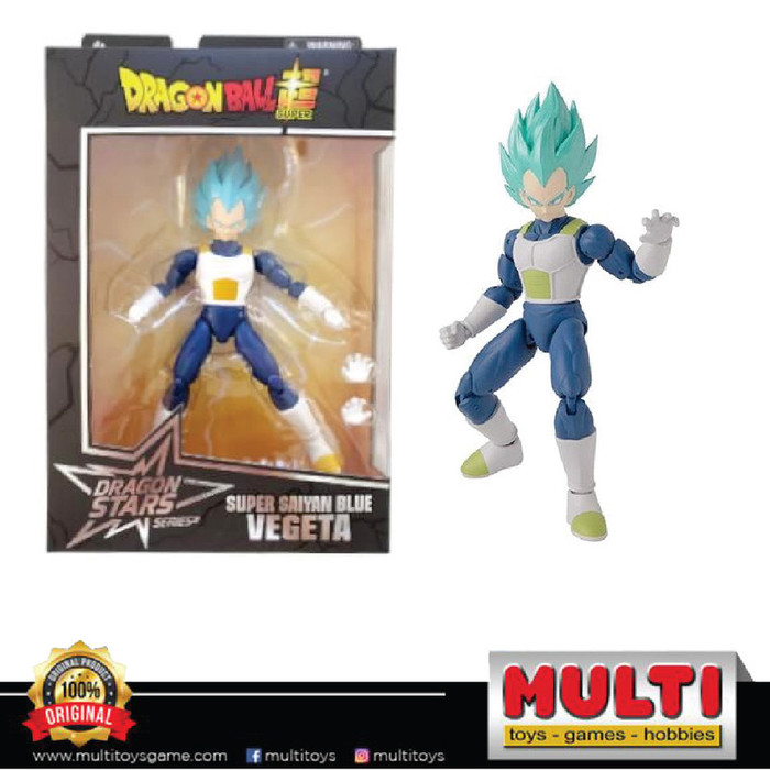DRAGON STARS DB STARS WAVE 16 SS BLUE VEGETA VER2 36773
