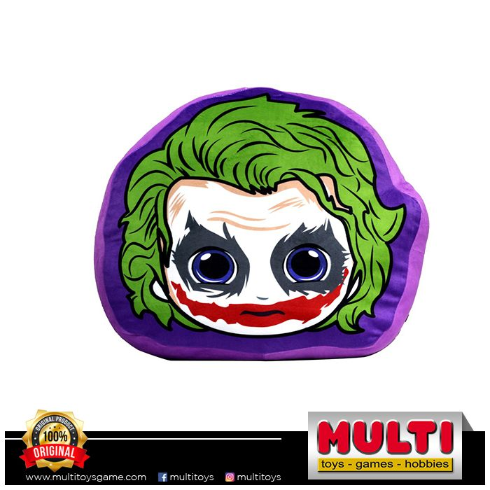 HOT TOYS PCUS051N THE JOKER CUSHION 60358