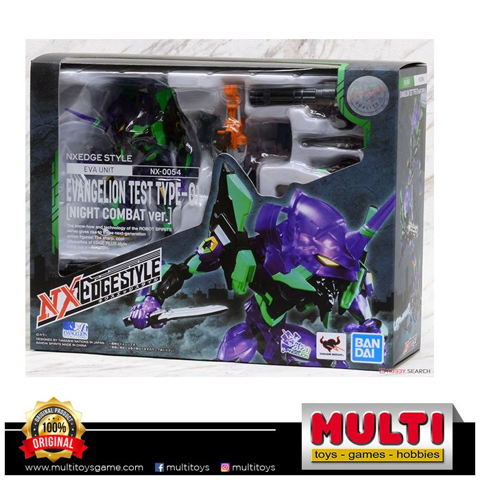 NXEDGE EVA UNIT TEST TYPE-01 NIGHT COMBAT 58945