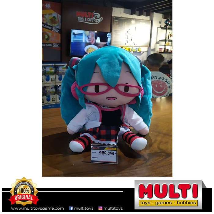 RT Y100840 MIKU DIVA AC FT MEJ DOLL NATURAL 31915