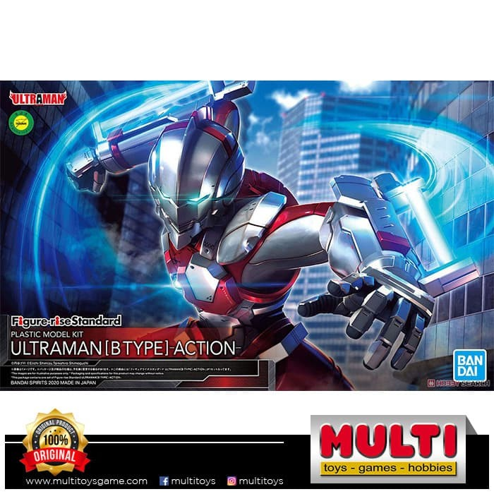 FIGURE-RISE ULTRAMAN (B TYPE) ACTION 59537