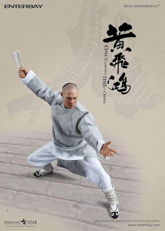 [Closed PO] ENTERBAY RM-1080 ONCE UPON A TIME 1/6 WONG FEI-HUNG 10788