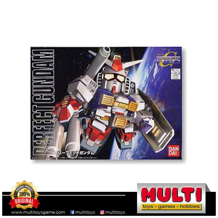 GUNDAM SD BB236 PF-78-1 PERFECT 0037235