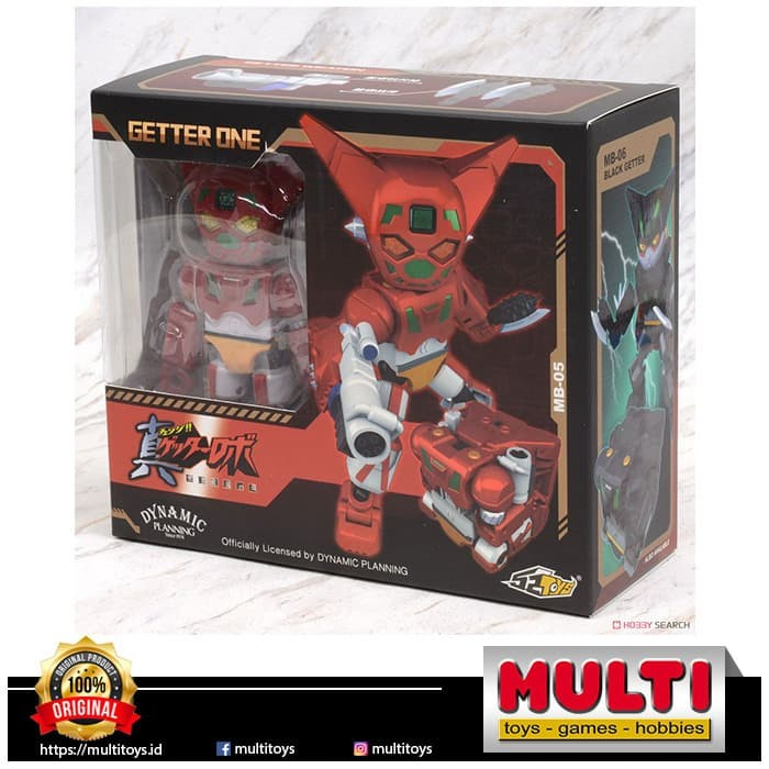 52TOYS MB05 GETTER ROBOT GETTER ONE 00221