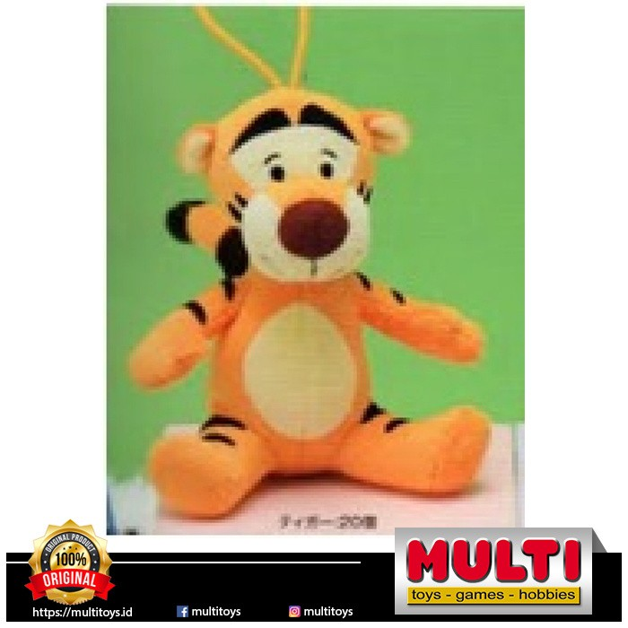 RT K101667 POOH BASIC MASCOT TIGER(A) 94309