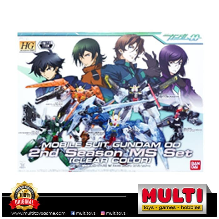 GUNDAM HGOO MOBILE SUIT 2ND SEASON LIMITED 28307