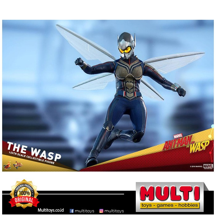 HOT TOYS MMS498 ANT MAN & TW THE WASP 18696