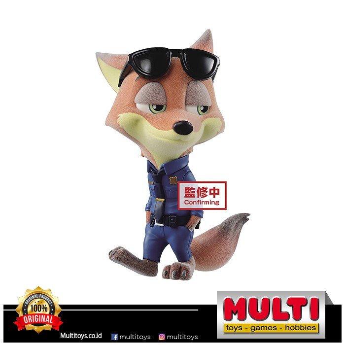 DISNEY FP NICK&JUDY POLICE COSTUME NICK (A) 16643