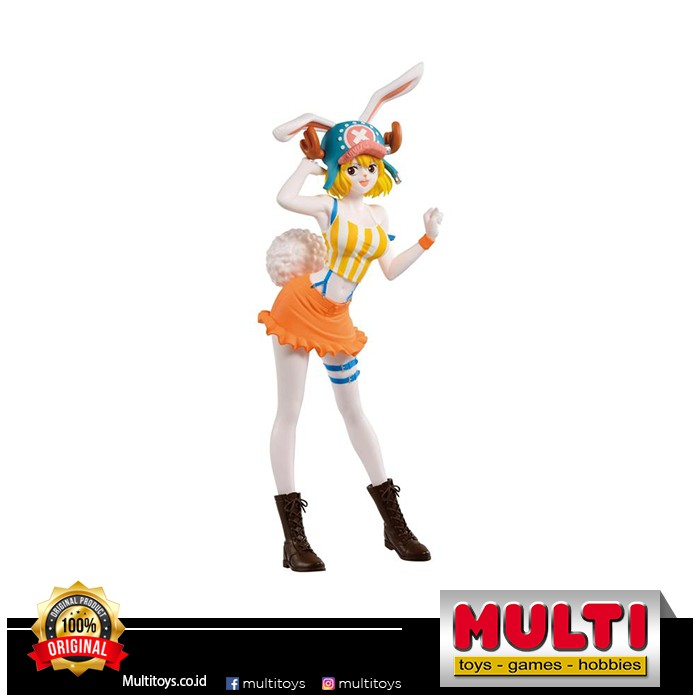 ONE PIECE SWEET STYLE PIRATES CARROT (A) 16733