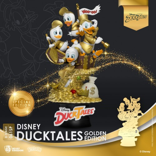 [PO] BK DS-061SP DUCKTALES GOLDEN EDITION 07830