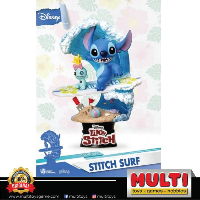 BK DS-030 STITCH SURF 55067