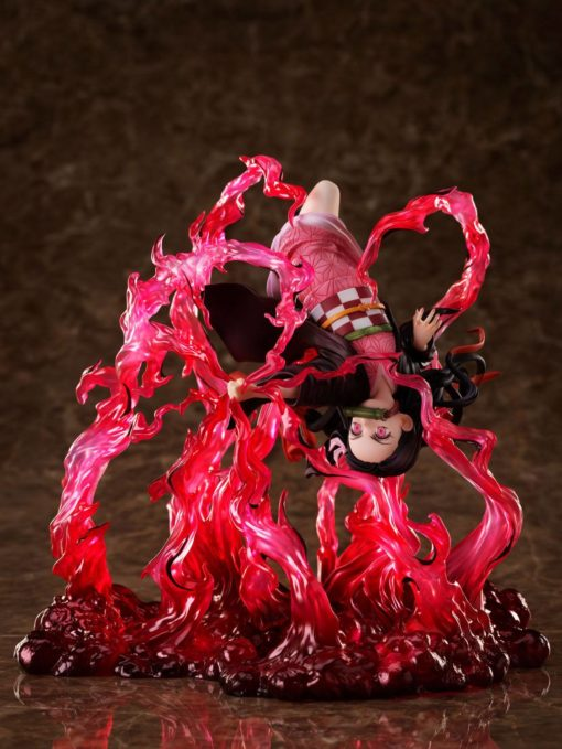 [PO] DEMON SLAYER : KIMETSU NO YAIBA 1/8 NEZUKO KAMADO EXPLODING BLOOD 71777