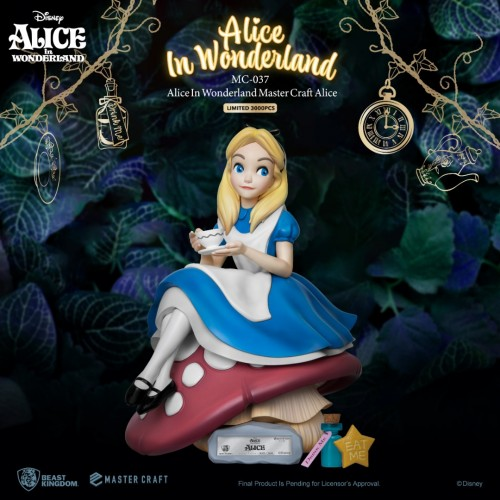 [PO] BK MC-037 ALICE IN WONDERLAND MASTER CRAFT ALICE 07591