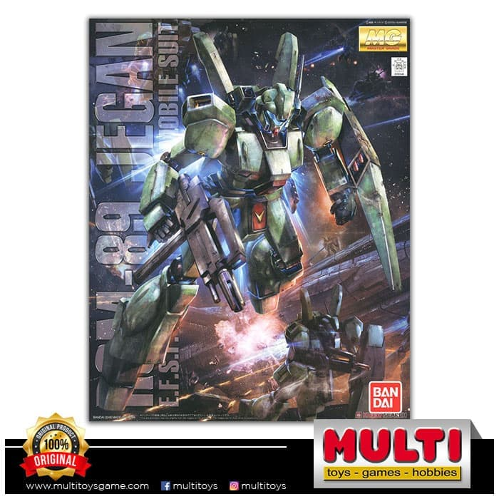 GUNDAM MG 1/100 JEGAN 30348