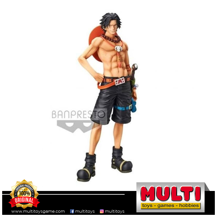 ONE PIECE GRANDISTA THE GRANDLINE MEN PORTGAS D.ACE 39335