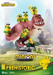 [Closed PO] BK DS-048 MINIONS-PREHISTORIC 06830