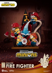 [Closed PO] BK DS-049 MINIONS-FIRE FIGHTER 06831