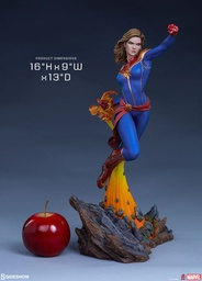 [Closed PO] SIDESHOW COLLECTIBLE ITEM #SS200573 CAPTAIN MARVEL STATUE 24053