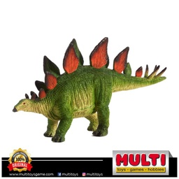 0483300 MOJO STEGOSAURUS (NEW COLOURS) L19CM H9CM 87228