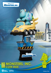[Closed PO] BK DS-037 MONSTERS, INC. COIN RIDE 55203