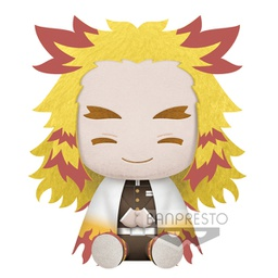 [Closed PO] DEMON SLAYER: KIMETSU NO YAIBA BIG PLUSH~KYOJURO RENGOKU・INOSUKE HASHIBIRA(REAL FACE)~(A:KYOJURO RENGOKU) 16712-2