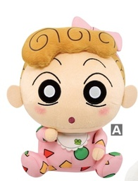 [Closed PO] CRAYON SHINCHAN BIG PLUSH~PAJAMAS PARTY~ HIMAWARI 16680-4-A