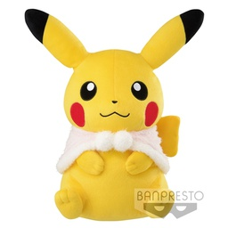 [Closed PO] POKEMON SUPER BIG PLUSH~WINTER PIKACHU~ 16762-7