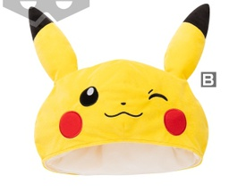 [Closed PO] POKEMON PIKACHU HAT 16761-0-B