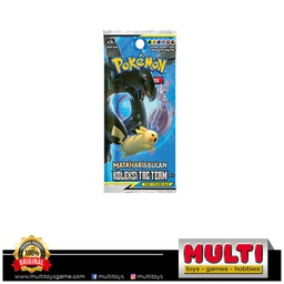 Pokemon TCG Indonesia V5 Set A Box Tag Team