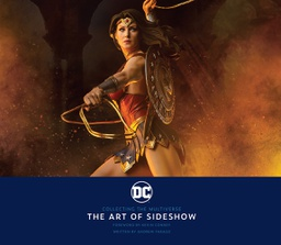 [Closed PO] SIDESHOW SS#501146 DC:COLLECTING THE MULTIVERSE:THE ART BOOK