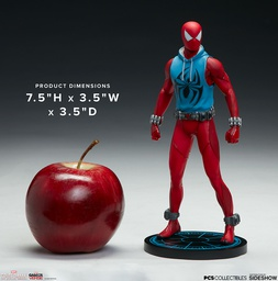 [Closed PO] SIDESHOW SS#906308 MARVEL'S SPIDERMAN:SCARLET 1/10 STATUE 63783