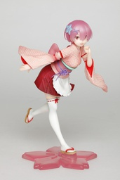 [Closed PO] TAITO PRIZE STARTING LIFE IN ANOTHER WORLD RAM KIMONO MAID VER.27440
