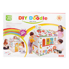 DIY DOODLE Z026 BABY HOUSE 16026