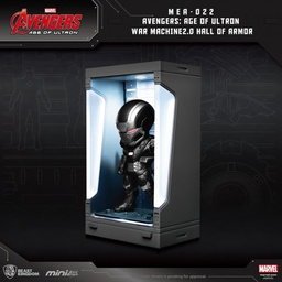 [PO] BK MEA-022 Avengers: Age of Ultron War Machine2.0 Hall of Armor (FF) 14051