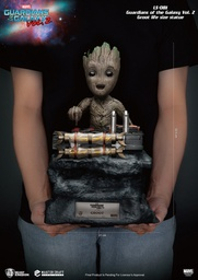 [PO] BK LS-081 GUARDIANS OF THE GALAXY VOL.2 GROOT LIFE SIZE STATUE 14479