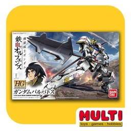 GUNDAM IRON BLOODED ORPHANS HG 001 BARBATOS 57977