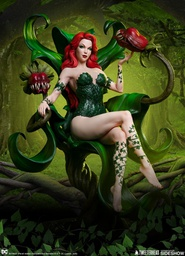 [Closed PO] SIDESHOW COLLECTIBLES #SS907084 POISON IVY MAQUETTE =