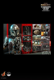 [PO] HT QS-017 SW 1/4 THE MANDALORIAN & THE CHILD SET (DELUXE VER) 60704