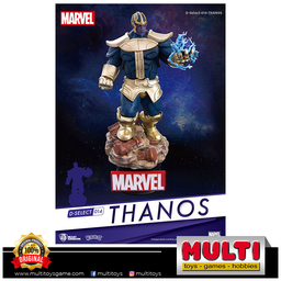 BEAST KINGDOM DS-014 MARVEL COMICS THANOS 85861