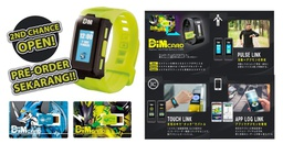 [PO]DIGIMON VITAL BRACELET VER SPECIAL 58678(RE-RUN)