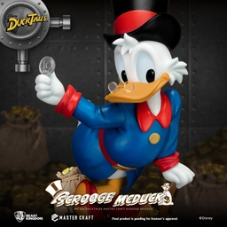 [PO] BK MC-032 DUCKTLES MASTER CRAFT SCROOGE MCDUCK 14154