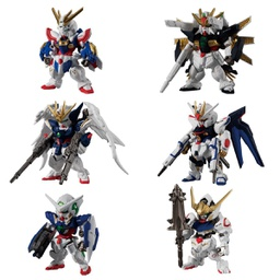 [PO] FW GUNDAM CONVERGE 10TH ANNIV ANOTHER CENTURY SET W/O GUM 55121