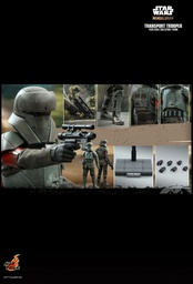 [PO]HT TMS030 STAR WAR:THE MANDALORIAN 1/6TH SCALE TRANSPORT TROOPER 60724