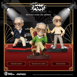 [PO]BK MEA-023 STAN LEE SERIES (3 IN 1 SET) 14767
