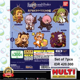 GASHAPON FATE GRAND ORDER RUBBER MASCOT02 39693(3)