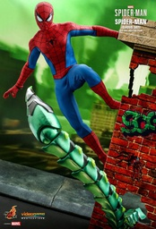 [PO]HT VGM48 MARVEL'S SPIDERMAN 1/6TH (CLASSIC SUIT) 60723