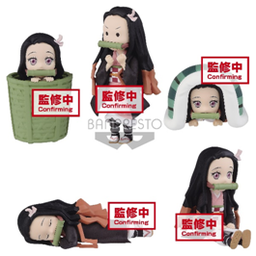 [PO] DEMON SLAYER: KIMETSU NO YAIBA WORLD COLLECTABLE FIGURE -NEZUKO KAMADO COLLECTION-II PER BOX 12 PCS 17456-4
